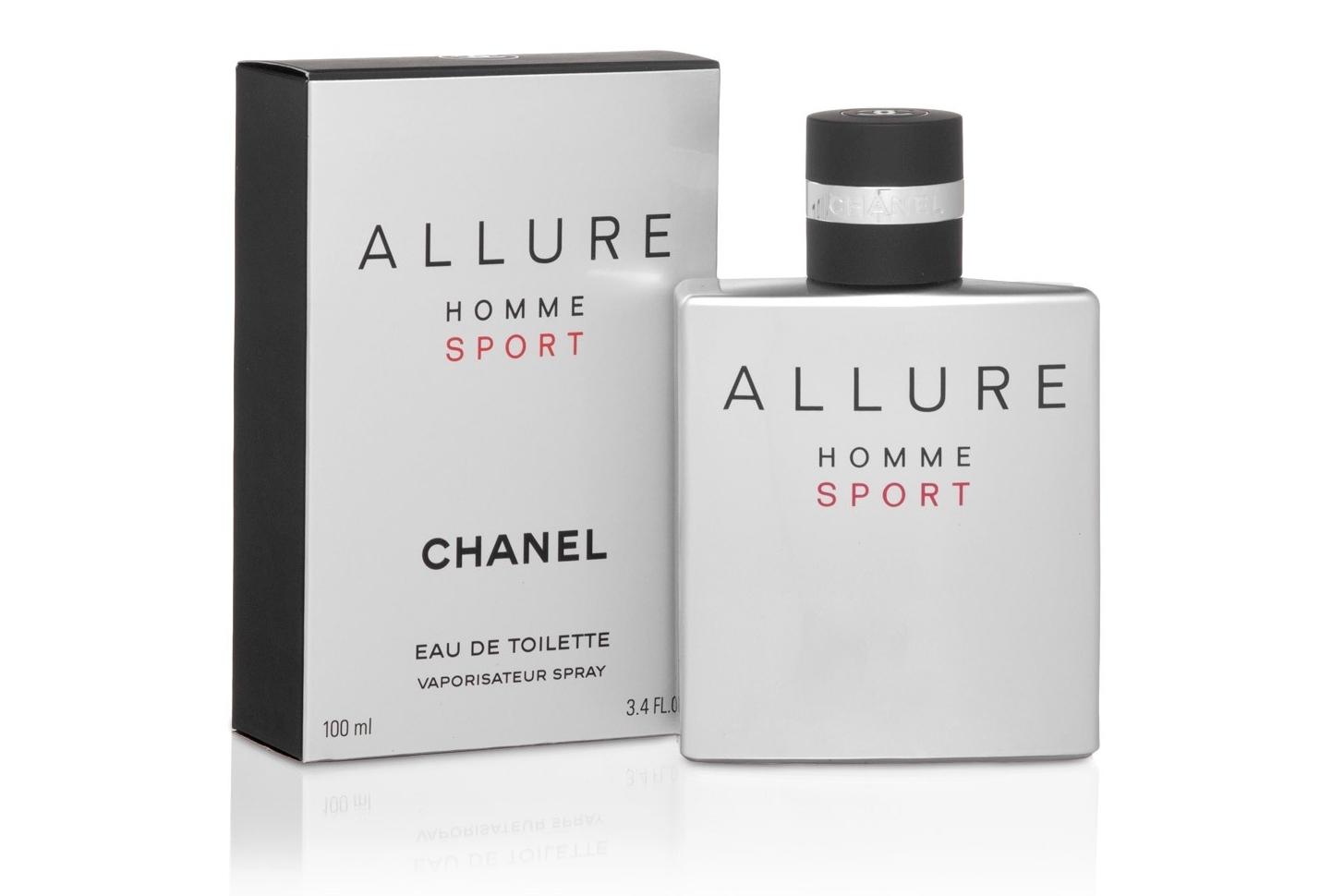 Chanel Allure Homme Sport- как прилив адреналина. Стиль, не имеющий границ! Оправдывает свое название и отлично подходит для спортивных прогулок, придавая Вам бодрость  и силу духа. Новый аромат,воспевает мужское тело в движении.Создающий прекрасное настроение не только у мужчин, но и их спутниц. Обладает магической силой не только пробуждать желание ставить перед собой высокие цели, и реализовывает то что задумал. Свежий и чувственный аромат готовый сразить на повал многих представительниц прекрасного пола. Аллюр Спорт! Подходит каждому!