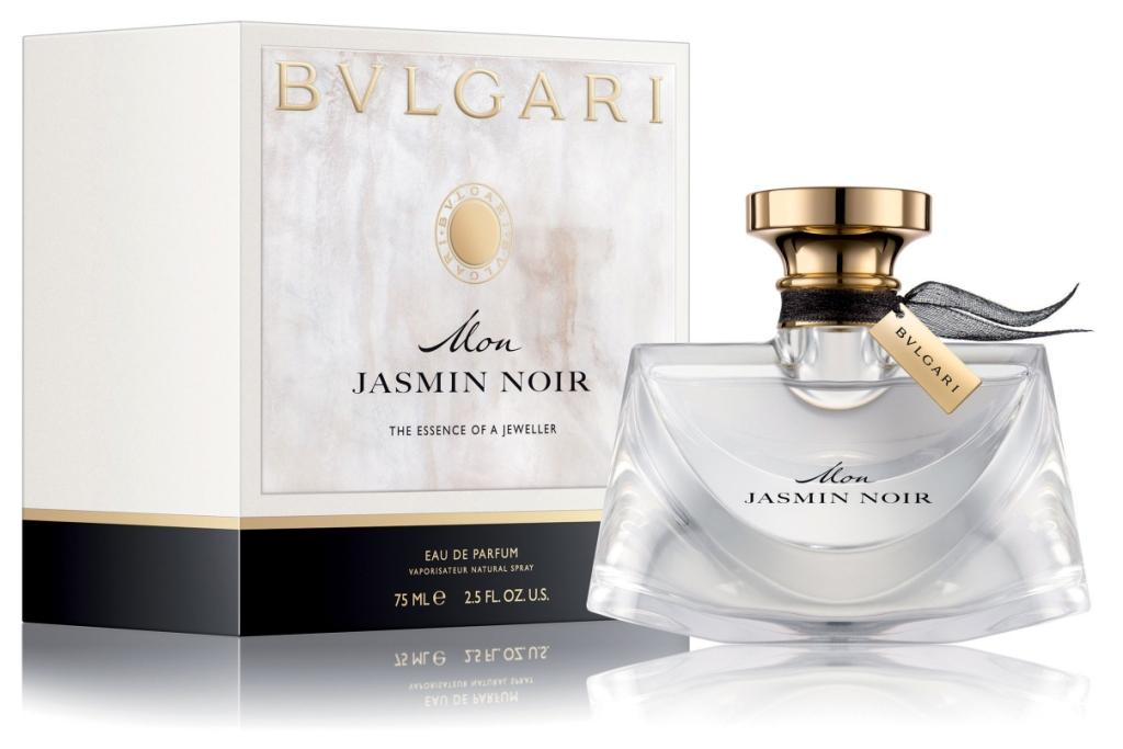 Парфюмерная вода Bvlgari Mon Jasmin Noir — это новый взгляд на загадочный цветок