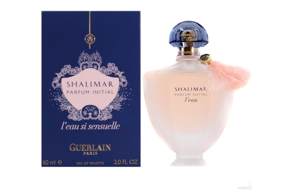 Guerlain Shalimar Parfum Initial L'Eau Si Sensuelle – роскошен и богатый, именно деликатный и нежный парфюм, созданный для очаровательных женщин. Это романтичная, мягкая и страстная композиция.  Это аромат любви, преданности, привлекательности, ОН сексуальный и манящий-Guerlain Shalimar Parfum Initial L'Eau Si Sensuelle!