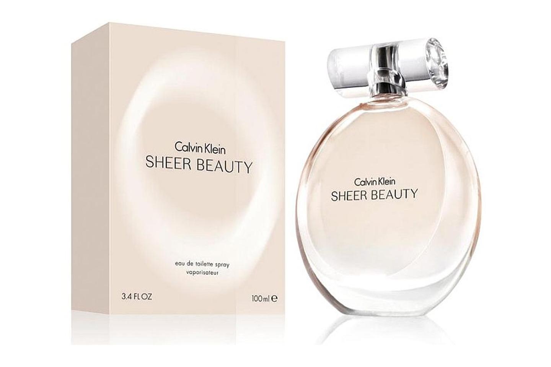 Calvin Klein Sheer Beauty - Очарование нежностью! Созданный для истинных леди, парфюм ненавязчивый, почти невесомый, но при этом достаточно стойкий. Легкий, искрящийся женский аромат воплотил в себе тонкое восприятие о естественной красоте и природном очаровании. Пишет продолжение прекрасной истории под названием Beauty! и открывает новые грани красоты и чувственности. Эссенция истинной женственности, изящной и грациозной, легкое и беспечное настроение юности, которая выбирает нежные и приглушенные лавандовые оттенки, и летящие, воздушные ткани. Дарит радостные ощущения наступления весны, когда хочется быть мечтательной и романтичной, когда ты чувствуешь себя обновленной и открытой для любви.