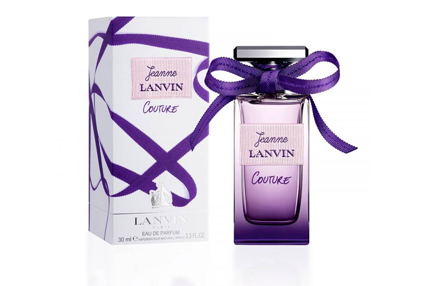 Lanvin Jeanne Couture - насыщеный, пьянящий, Парфюм является одновременно изысканным и простым, бесконечно юным и вневременным – символизирующим современную женщину, идеально подойдет для веселых молоденьких девушек.