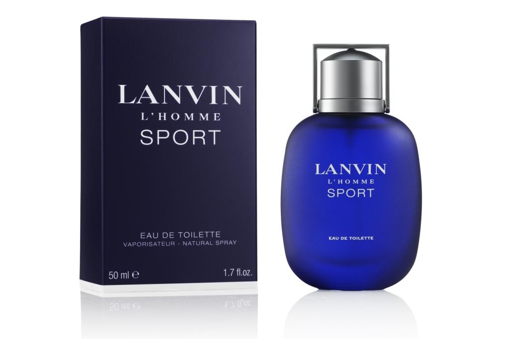 Lanvin L`Homme Sport-Такой же свежий, как и тонизирующий, создан для современных, уверенных в себе и импульсивных мужчин, полных решимости и находящихся в постоянном и непрерывном движении. Lanvin L'Homme Sport спокойный и мудрый, настроенный на безоговорочный успех и победу!