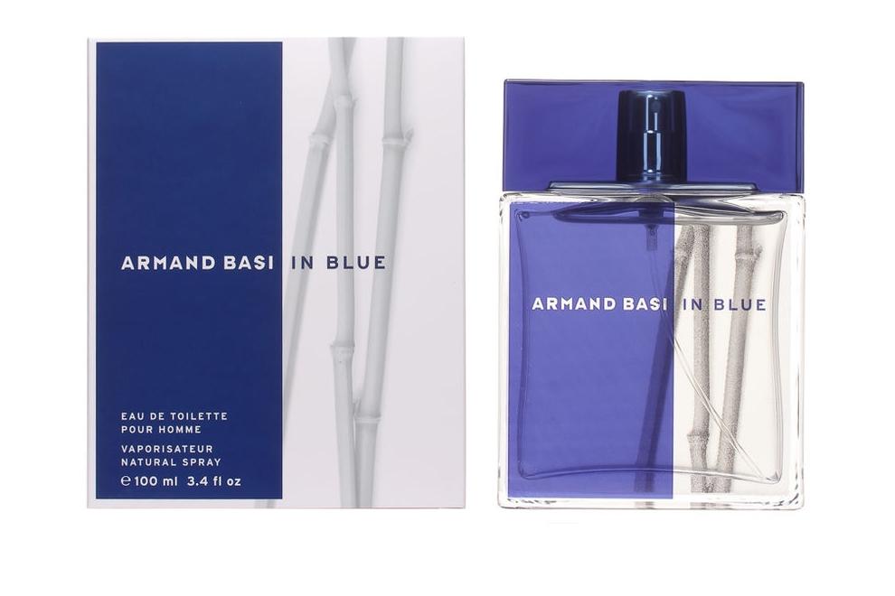 Лучистый, светлый аромат парфюма Armand Basi In Blue дарит восхитительные чувства мощи и чистоты, силы и нежности. С этим ароматом каждый мужчина может всецело посвятить себя созданию собственного имиджа.