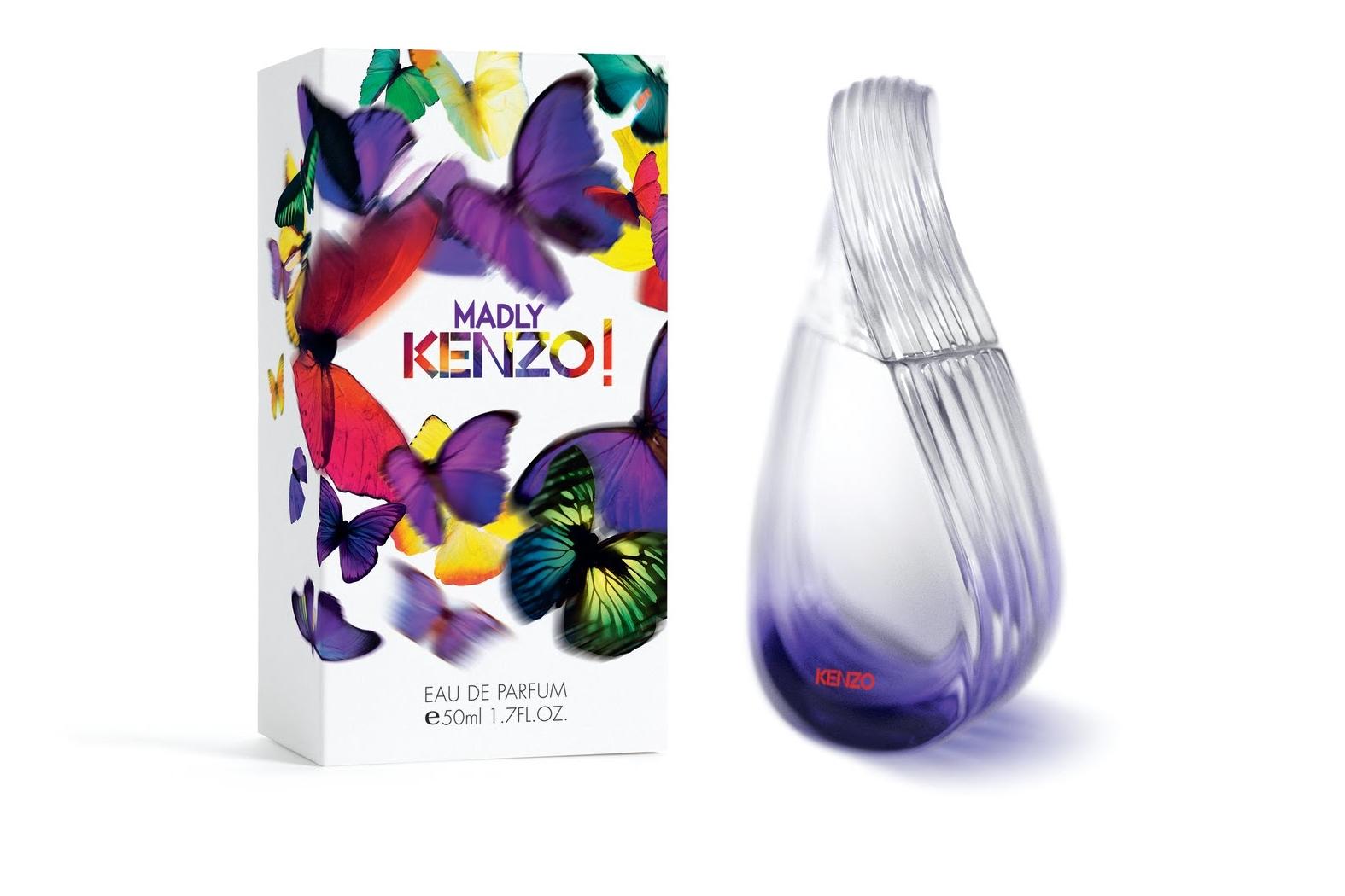 Kenzo Madly Kenzo-дресован независимым и свободным женщинам, допускающих в своей жизни капельку легкого сумасшествия!  Смелый, дерзкий, уверенный в себе. Чувственным женщинам! Настоящий праздник непослушания!