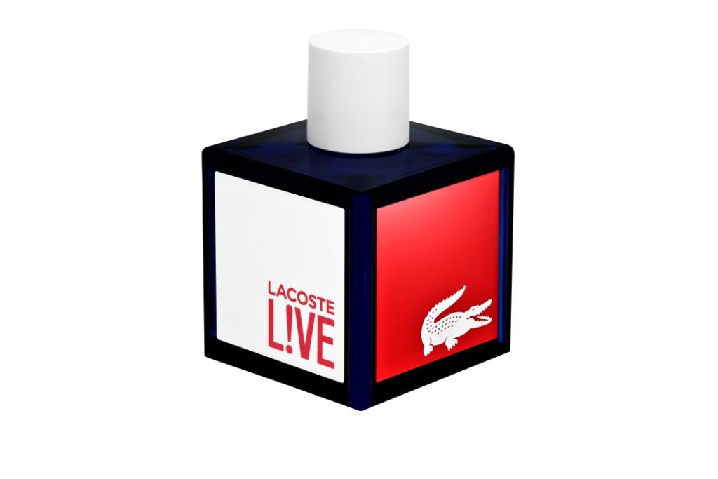Lacoste Lacoste Live-создан для современных мужчин, живущих в крупных мегаполисах, для энергичных, продвинутых юношей! Адресован молодым романтикам, мужественным, непринужденным, готовыми на яркие перемены!
