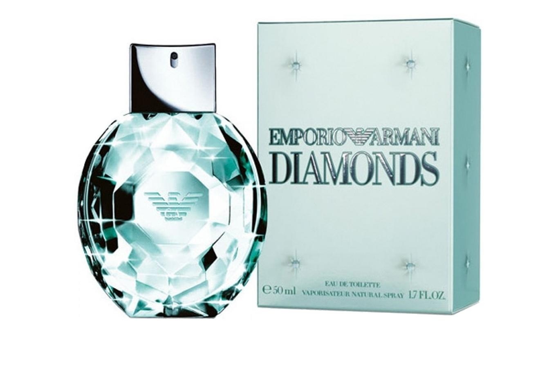 Соблазнительный, пленительный, роскошный, сексуальный - и это еще не все что можно сказать об аромате Emporio Armani Diamonds от Giorgio Armani. Аромат раскрывается нотами малины и личи, в