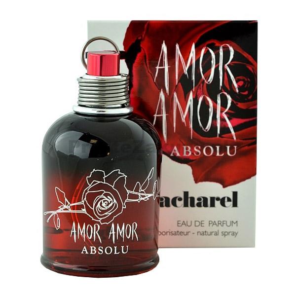 Независимость в сочетании с романтичностью и индивидуальностью – характеризует Amor Amor Absolu. Это аромат, который создавался специально для молодых девушек, у которых огромный запас энергии и амбиций. Бодрящий, динамичный, легкий и слегка терпкий запах, – эти первые слова который при ощущении запах приходят в голову и хорошо подходят для описания. Букет красных роз – главный секрет неповторимого аромата. Обвораживают и наполняют, все использованные компоненты представленную композицию солнечными лучами, радостными красками и великолепным очарованием.