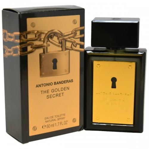 Antonio Banderas The Golden Secret -Соблазнительный и чувственный аромат, адресован настоящему мужчине, который способен не терять самообладания и оставаться самим собой в любой, даже в самой критической ситуации. Для настоящих мужщин-Antonio Banderas The Golden Secret