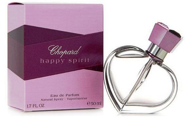 Chopard happy spiril-Аромат первых цветов будет наполнять Ваш день романтикой, бодростью и счастьем, ведь именно для этого и был создан этот великолепный парфюм, творить Добро)))))