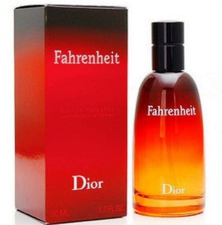 Dior Fahrenheit-теплый, контрастный, насыщенный, свежий, само очарование, для муженственных мужщин!