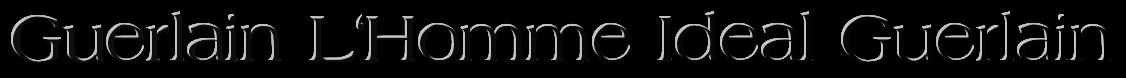Одеколон Guerlain L`Homme Ideal Guerlain