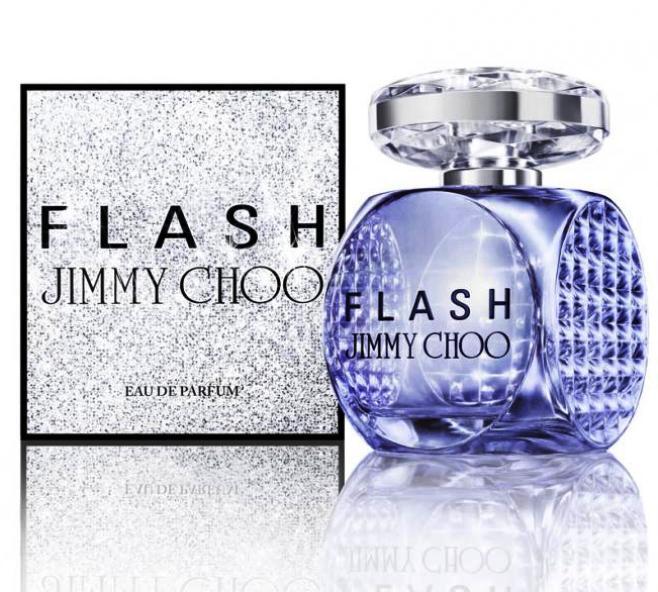Jimmy Choo Flash  -основан на пикантности и страсти. Уникальный аромат становится воплощением жизнерадостности, однако аромат подойдет, только уверенным в себе женщинам, несравненным красавицам.