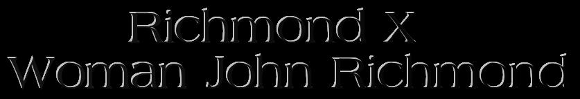 туалетная вода John Richmond купить John Richmond туалетная вода