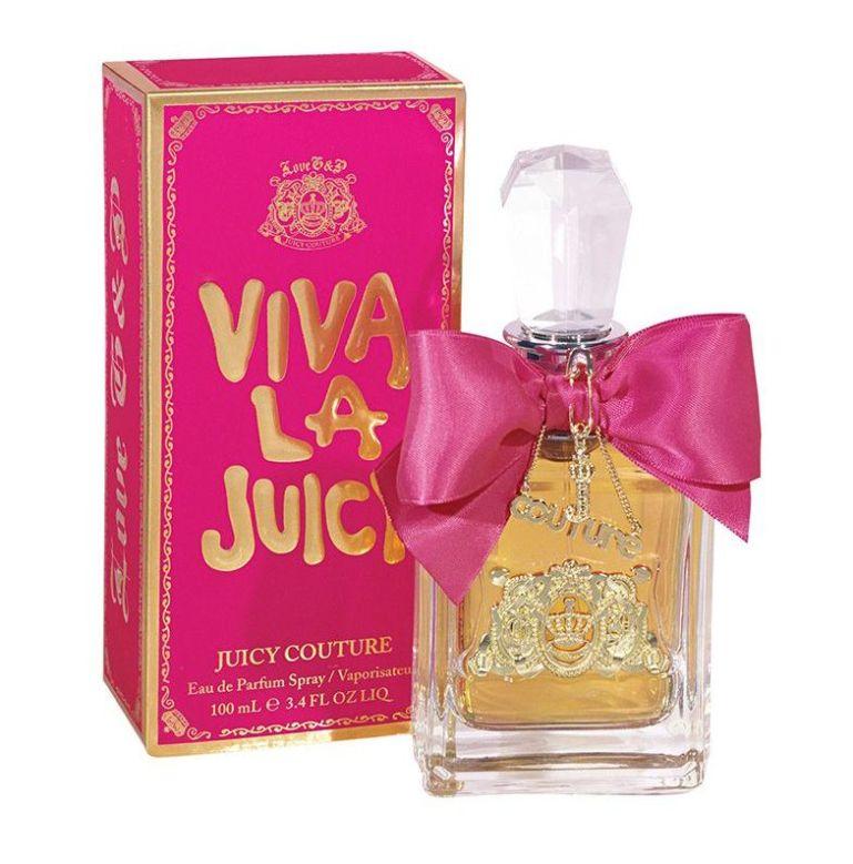 Viva la Juicy Juicy Couture —Гурманский парфюм, раскроет Ваши скрытые таины и таланты, подчеркнет Вашу сексуальность и уникальность, позволит себе немного пошалить. Аромт соблазнительно-прекрасный и провоцирующый, смелый и дерзкий, и не боятся открывать, свои чувства.