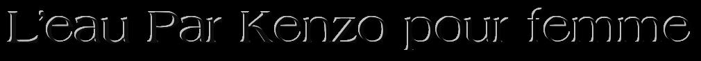 туалетная вода Kenzo купить Kenzo туалетная вода Kenzo Аромат женской туалетной воды Kenzo L'eau Par отлично подойдет для ежедневного использования. Он добавит романтизма в образ своей обладательницы и позволит оставить у окружающих ее людей, незабываемые впечатления о проведенных с ней моментах. Благодаря нежной свежести, которой наполнен аромат туалетной воды Kenzo L'eau Par, его обладательница является энергичной, активной и целеустремленной женщиной. Туалетная вода символизирует дух свободы, и своим ароматом предлагает своей хозяйке разбавить летние жаркие дни свежим всплеском прохлады. Такой уникальный аромат можно смело сравнить со свежей и чистой водой, которая, как известно, является единственным и самым главным источником жизни на земле и необходимой энергии в солнечные и жаркие дни летнего сезона.туалетная вода Kenzo купить Kenzo туалетная вода KenzoКупить