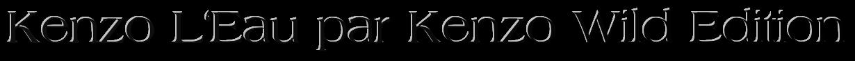 туалетная вода Kenzo купить Kenzo туалетная вода