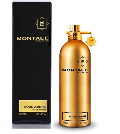 духи Montale Aoud Ambre