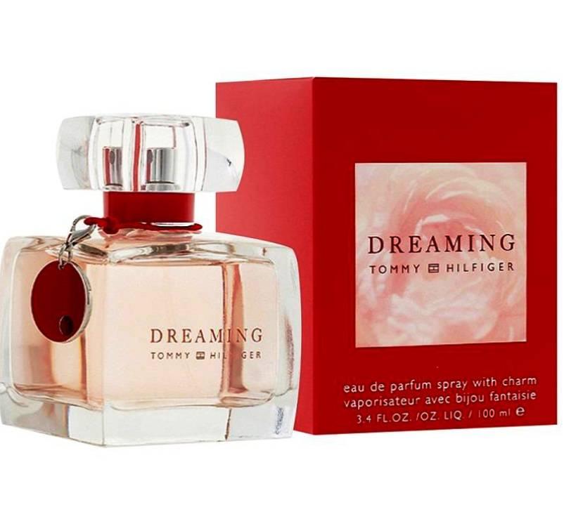 Описание:Tommy Hilfiger Dreaming-аромат на все времена, подойдет как романтичическим натурам так и безудерженным энергичиски настроеным Дамам-Леди-Сеньёритам, сладенький, вкусненький, то што надо-Tommy Hilfiger Dreaming.