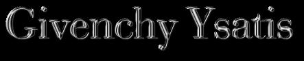 Парфюм Givenchy Ysatis